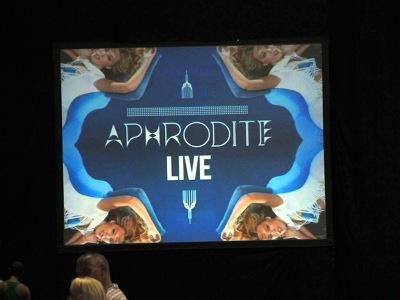 Aphrodite Live 2011