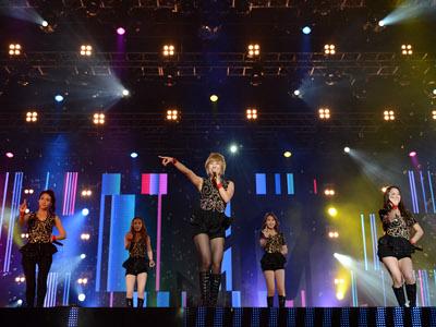 Kara (c) MTV Asia/KJD
