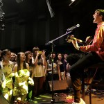 Up close with Kyle Patrick. Photo by Aloysius Lim / MTV Asia