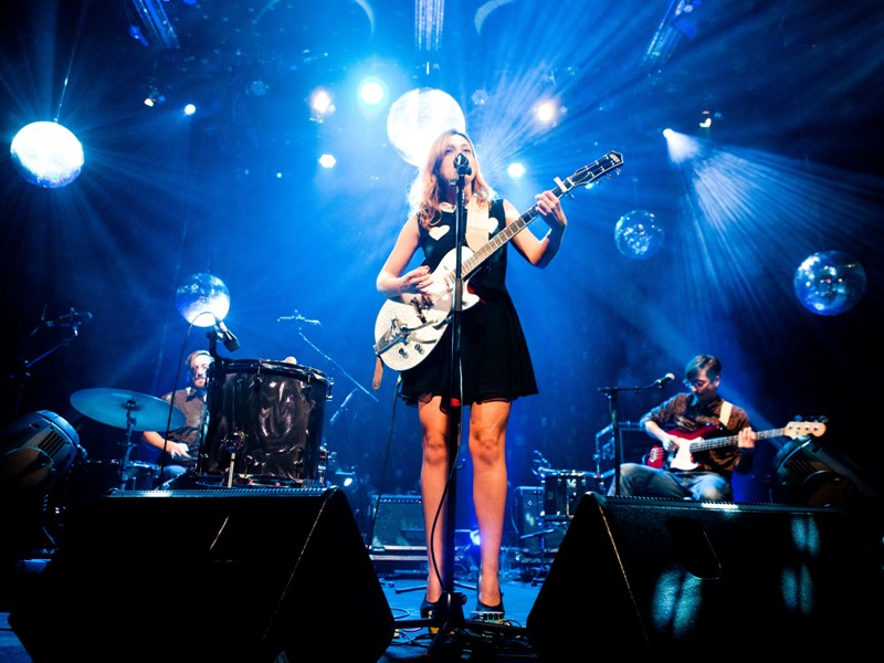 MTV Sessions featuring Russian Red © MTV Asia/Dawn Chua