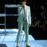 Kyuhyun during Just The Way You Are