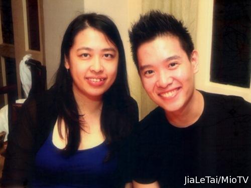 jovenatheart with Daniel
