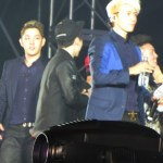 Super Show 5 Seoul Day 2 -- Kangin, Donghae