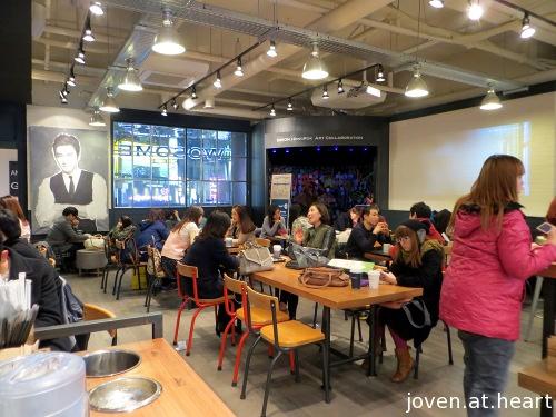Siwon's Twosome Place Café