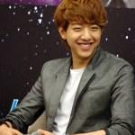 CN Blue World Tour: Blue Moon Singapore Press Conference -- Jungshin