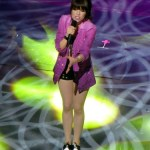 Carly Rae Jepsen at the Social Star Awards 2013