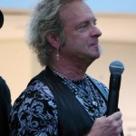 Joey Kramer of Aerosmith at the Social Star Awards 2013 press conference