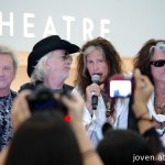 Steven Tyler of Aerosmith at the Social Star Awards 2013 press conference