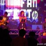 HP YouTube Fan Fest - Steph Micayle