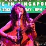 Clara C in Singapore 2013