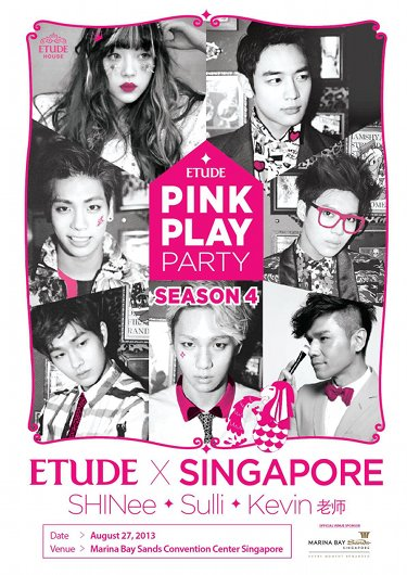 shinee-sulli-fx-kevin-etude-house-singapore-event