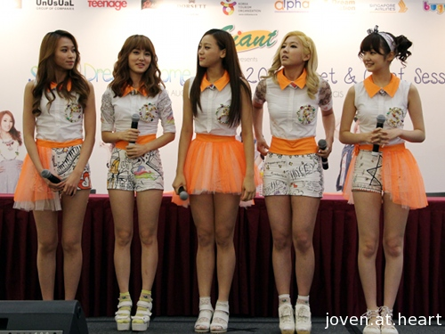 SKarf Meet & Greet Singapore 2013