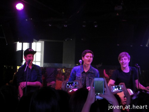 Before You Exit Showcase in Singapore 2013