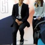 Lee Seunggi Open Press Conference Singapore 2013