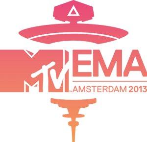 2013 MTV EMA logo