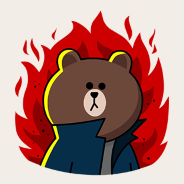 Angry Brown Min Joon