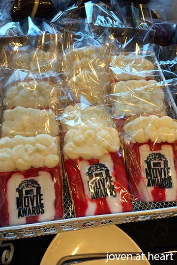 2014 MTV Movie Awards cookie