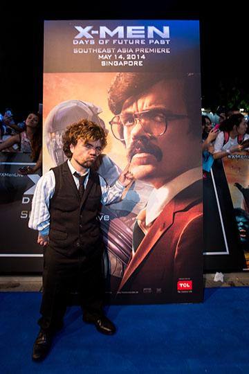 Peter Dinklage (pic © Twentieth Century Fox)