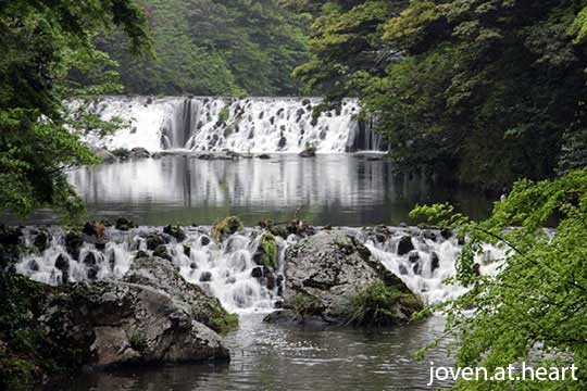 Cheonjiyeon Waterfall