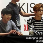 Jun & Kiseop U-Kiss