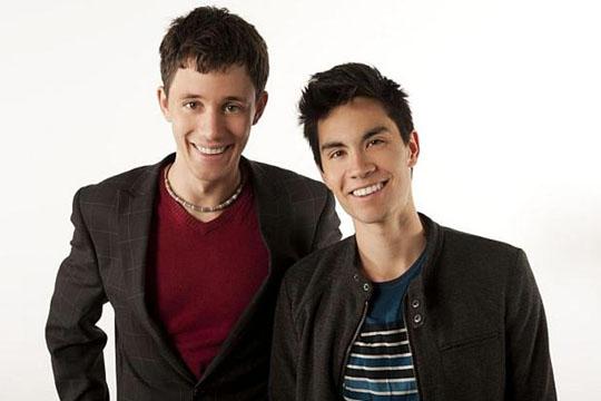 Sam Tsui & Kurt Hugo Schneider
