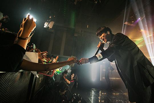 B.A.P @ MTV Sessions [pic © MTV Asia/Aloysius Lim]