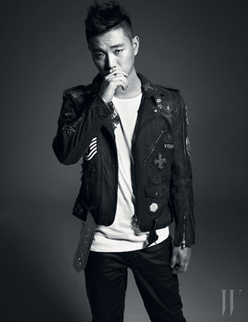 Leessang Kang Gary [pic © W Korea]