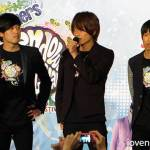 WEAVER @ Sundown Festival 2014 Fan Meet (Singapore)