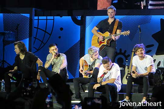 One Direction (On The Road Again, Singapore 2015)