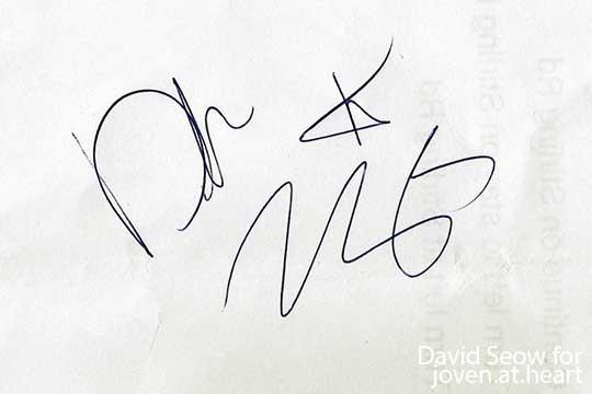 Dolph Ziggler autograph