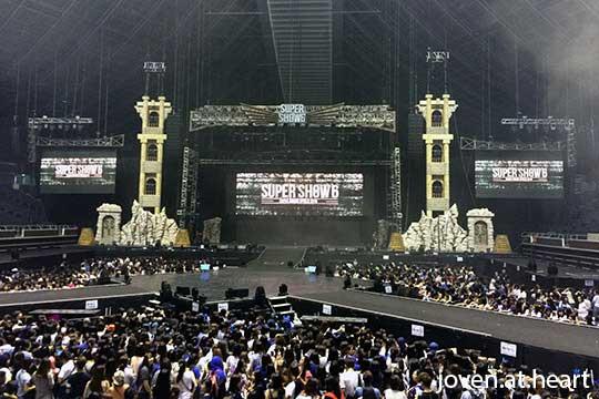 Super Show 6 Singapore 2015