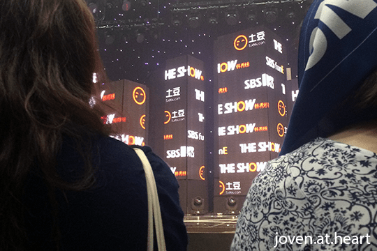 SBS MTV The Show (live)