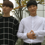 Jude & Raehwan @ BIGSTAR 20150923 Show Champion Pre-recording Fan Event