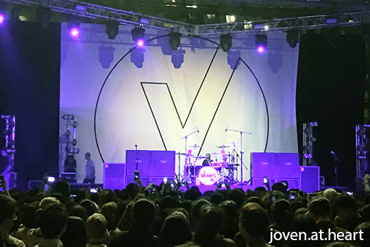 The Vamps Live in Singapore (2016)