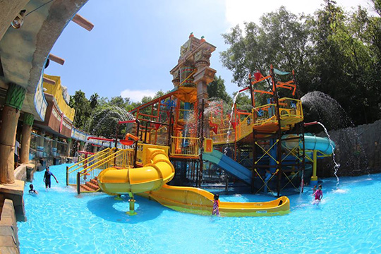 SpongeBob Splash Adventure @ Nicklodeon Lost Lagoon, Sunway Lagoon