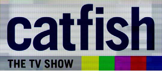 """Catfish: The TV Show"" Logo"
