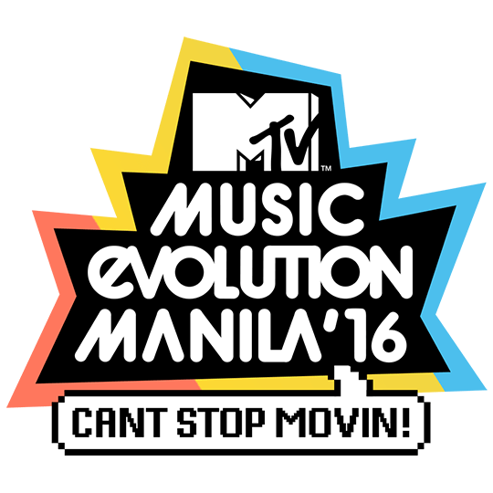 MTV Music Evolution 2016 logo