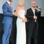 "Chris Hemsworth, Charlize Theron & Cedric Nicholas-Troyan @ ""Huntsman: Winter's War"" Gala Premiere in Singapore 2016"