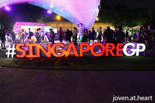 Thursday Pit Lane Experience @ 2016 Formula 1 Singapore Airlines Singapore Grand Prix