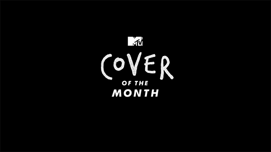 MTV Cover Of The Month