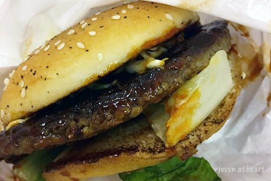 McDonald's Seoul Spicy Burger - Beef