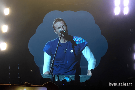 "Coldplay ""A Head Full Of Dreams Tour"" Singapore 2017"