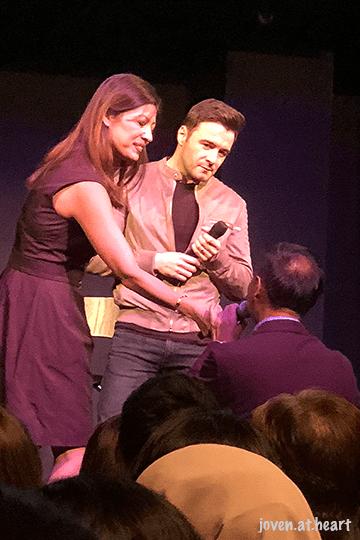 Shane Filan Showcase Singapore (February 2018)
