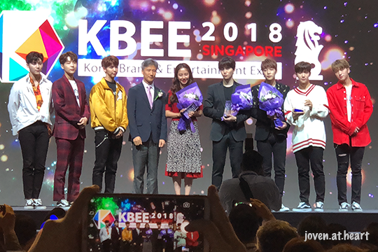 Korea Brand & Entertainment Expo 2018 Singapore