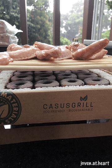 Casusgrill