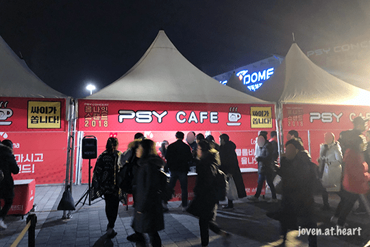 """PSY """"All Night Stand"""" Seoul 2018"""