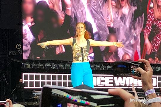 Jess Glynne, Spice World 2019 @ Wembley, London