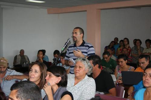 Luis Ernesto Bloguero de la Universidad Pedagógica de Holguin