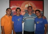 René González ha sido y es uno de los grandes amigos de LJC... a él y su lucha le damos un saludo y nuestro esfuerzo