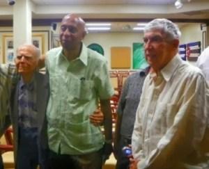 Fariñas se reúne con Posada y Obama se reúne con Fariñas ¿Algún mensaje?